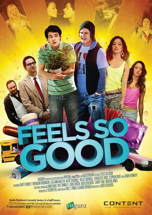 Feels So Good - Movie Poster