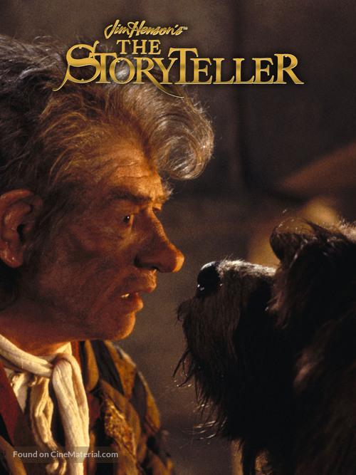 """""""The Storyteller"""" - Movie Cover"""