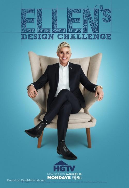 """""""Ellen's Design Challenge"""" - Movie Poster"""