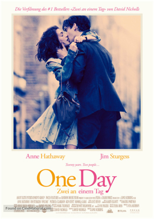 One Day - Swiss Movie Poster