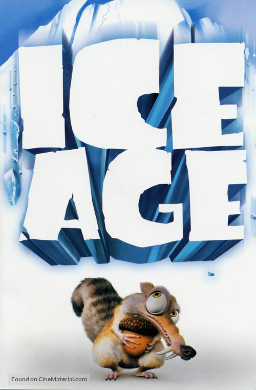 Ice Age - Movie Poster