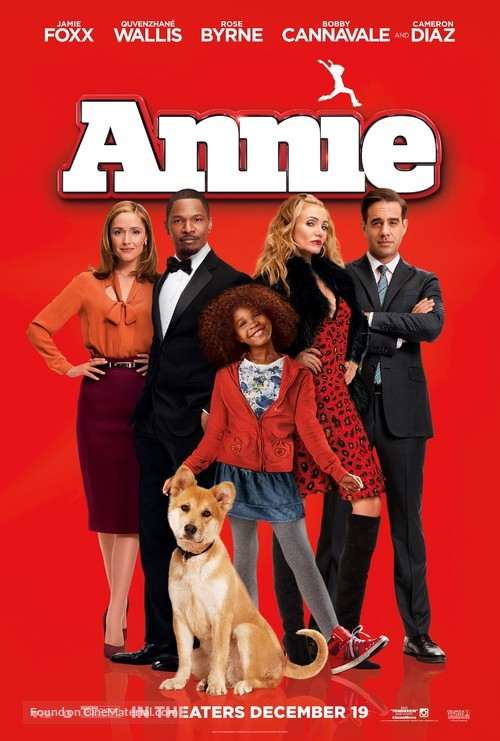 Annie - Movie Poster