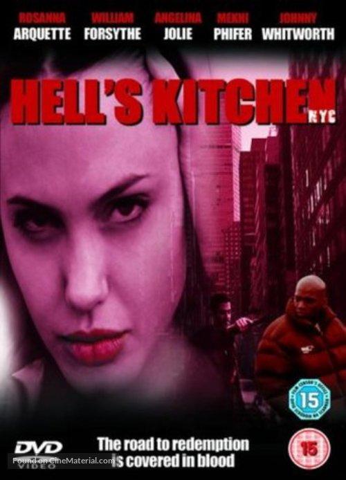Hell's Kitchen - British DVD movie cover