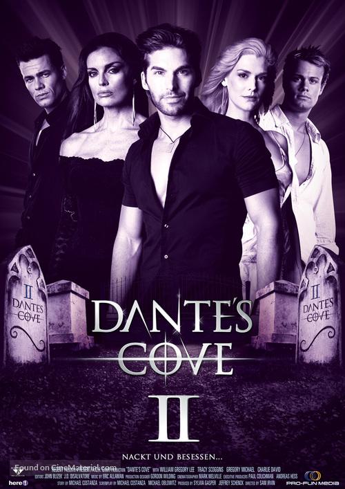 """""""Dante's Cove"""" - German Movie Cover"""