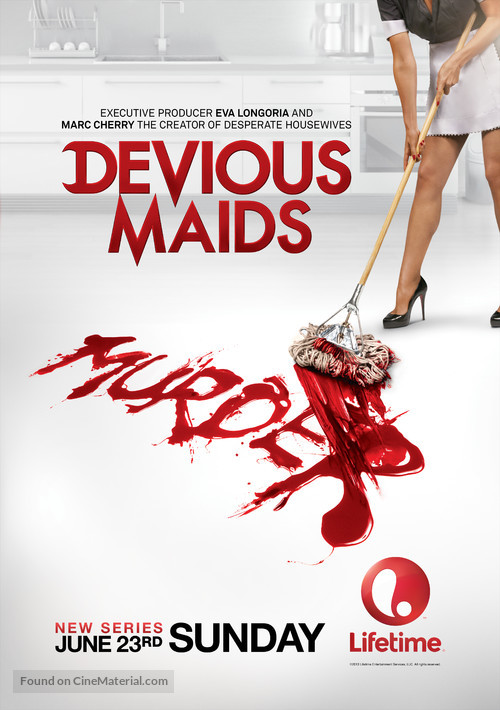 """Devious Maids"" - Movie Poster"