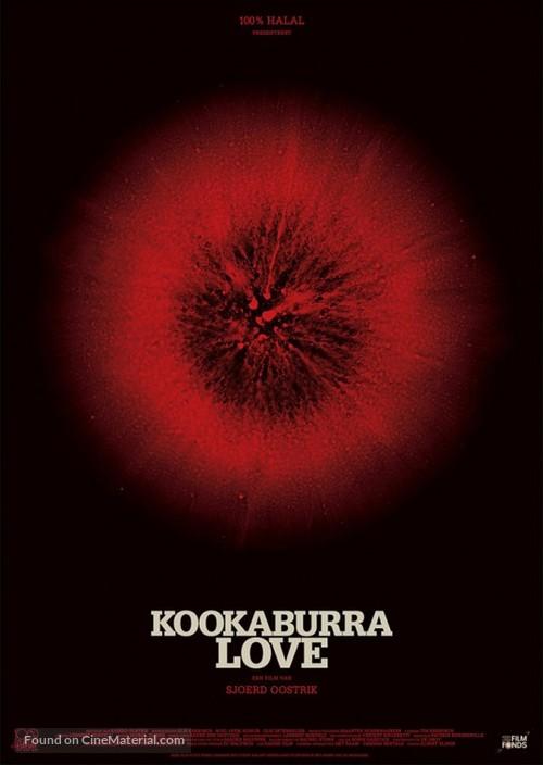 Kookaburra Love - Dutch Movie Poster