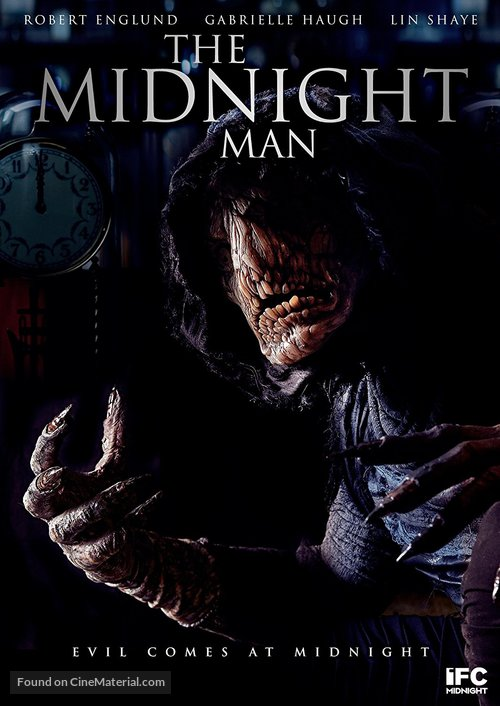 the midnight man movie cover