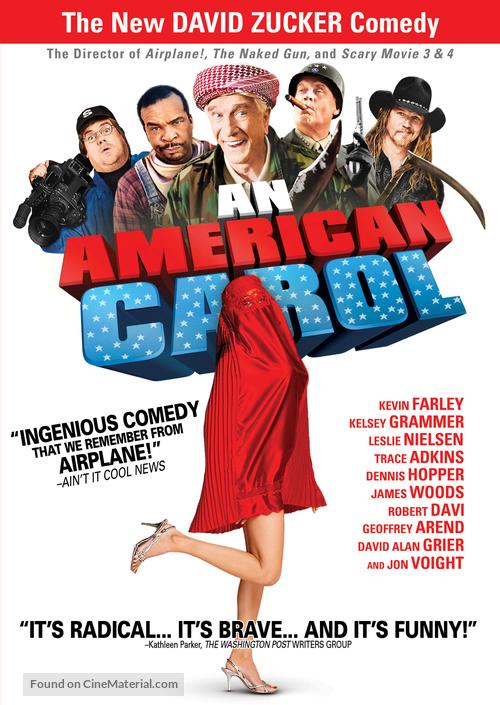 An American Carol - DVD movie cover