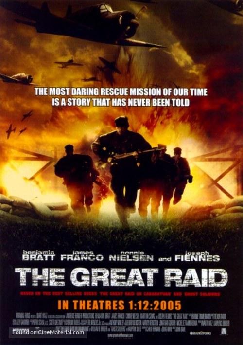 The Great Raid - Thai poster
