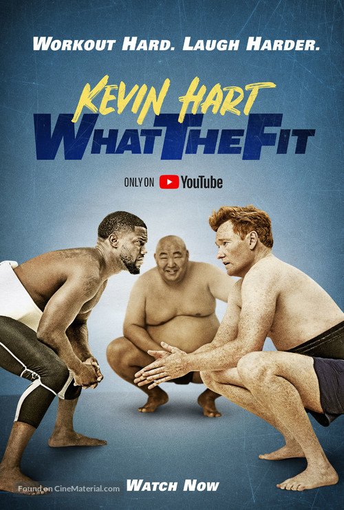 """Kevin Hart: What the Fit"" - Movie Poster"
