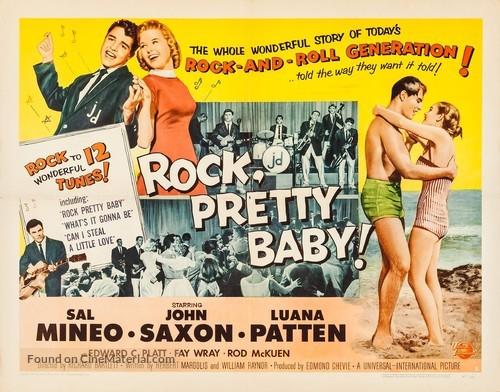 Rock, Pretty Baby - Movie Poster