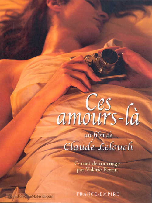Ces amours-là - French DVD movie cover