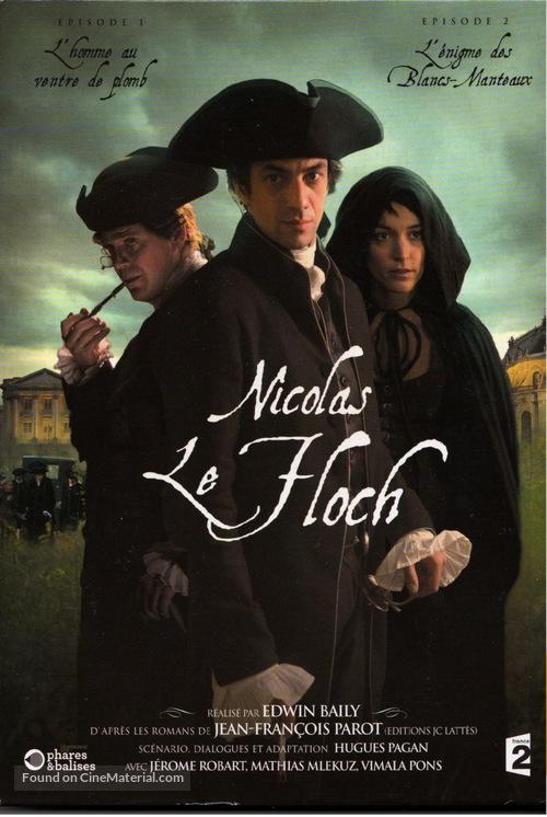 """Nicolas Le Floch"" - French Movie Cover"