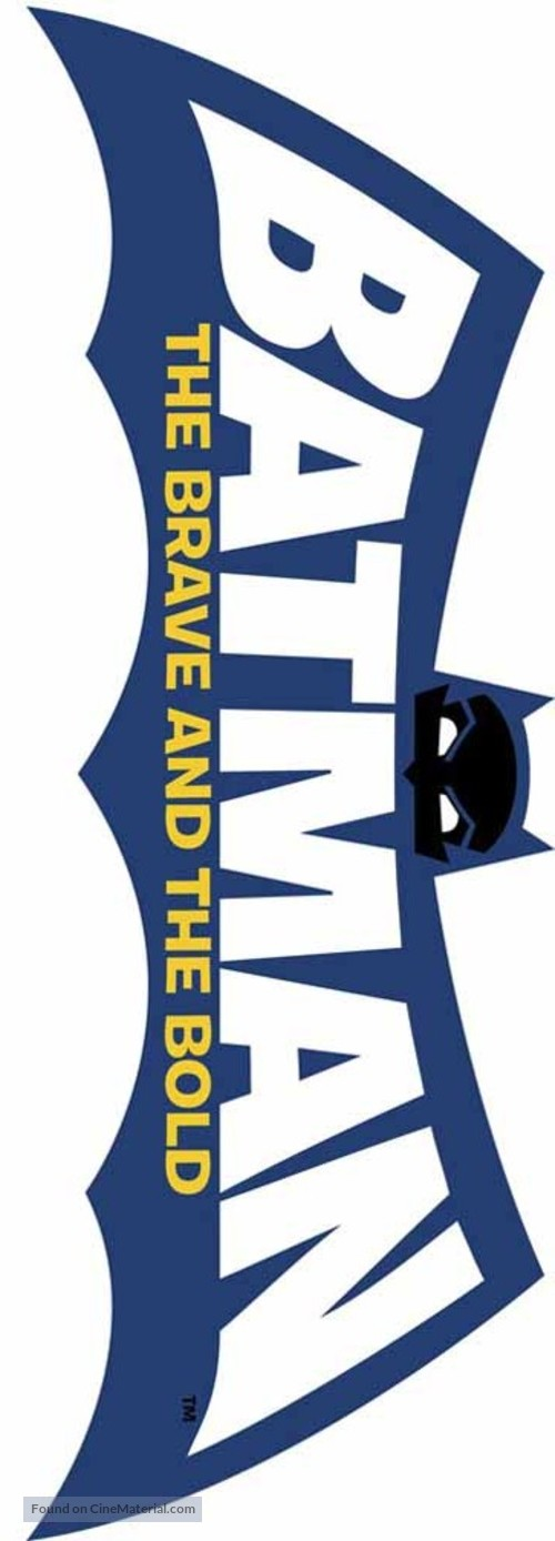 """Batman: The Brave and the Bold"" - Logo"