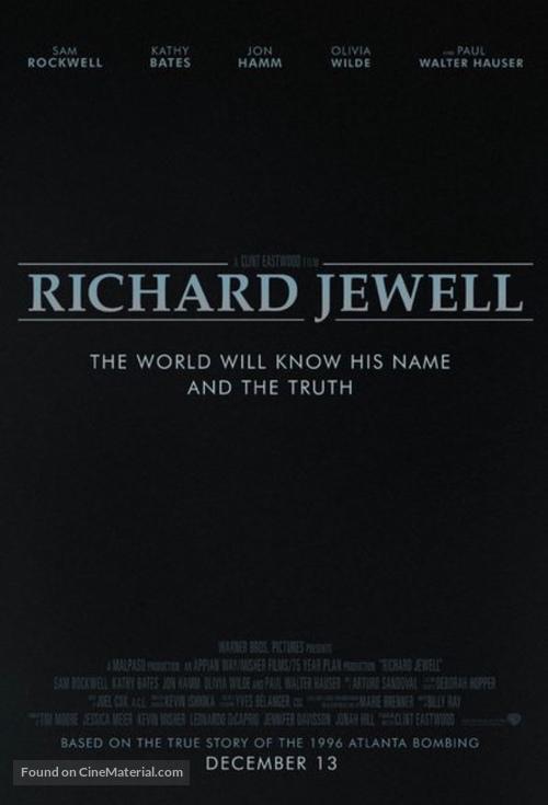 Richard Jewell - Movie Poster