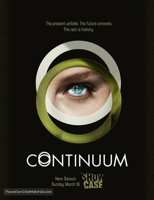 """""""Continuum"""" - Movie Poster"""
