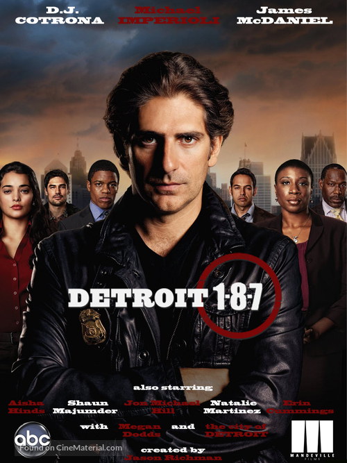 """Detroit 187"" - Movie Poster"