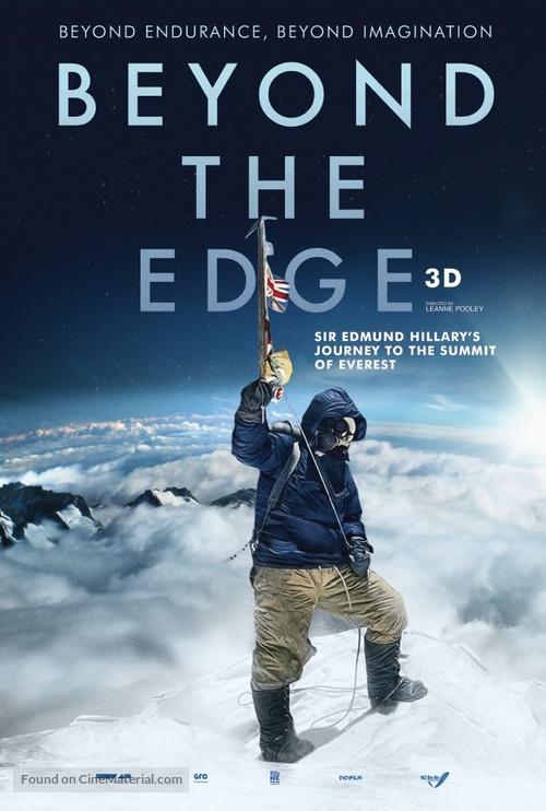 Beyond the Edge - British Movie Poster