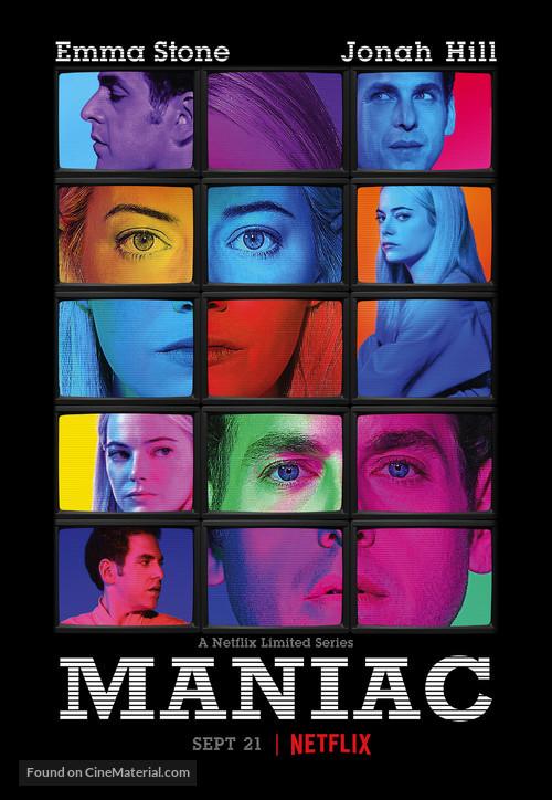 """""""Maniac"""" - Movie Poster"""
