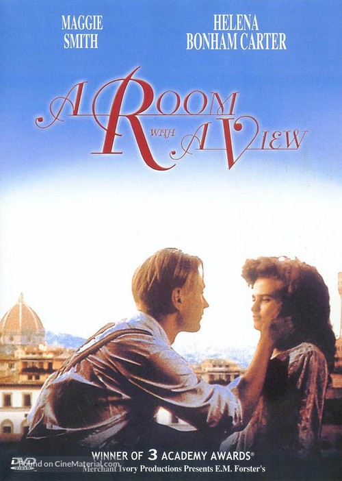 A Room with a View - DVD movie cover