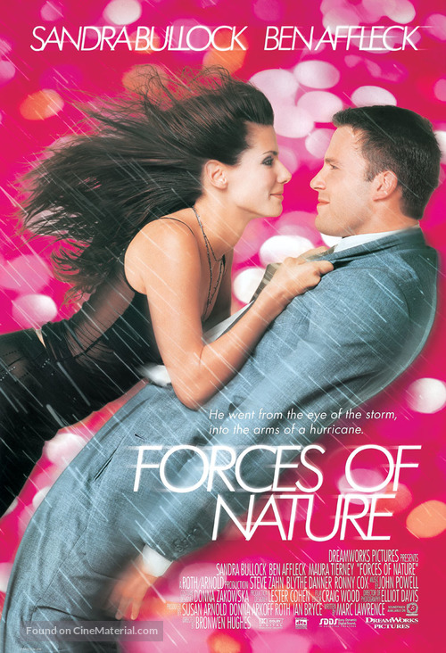 Forces Of Nature - Movie Poster