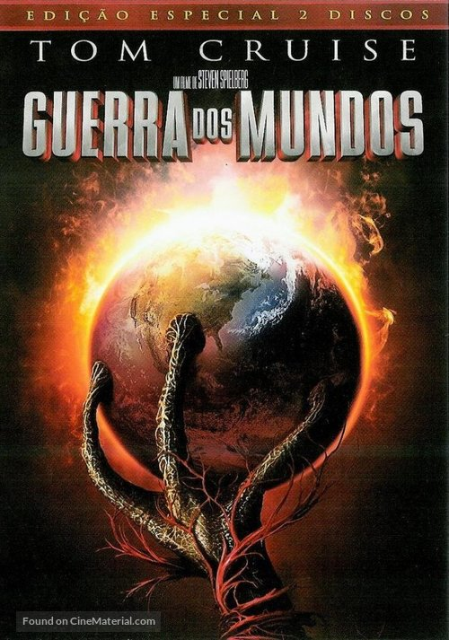 War of the Worlds - Portuguese Movie Cover