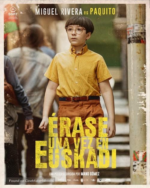Érase una vez... Euskadi - Spanish Movie Poster