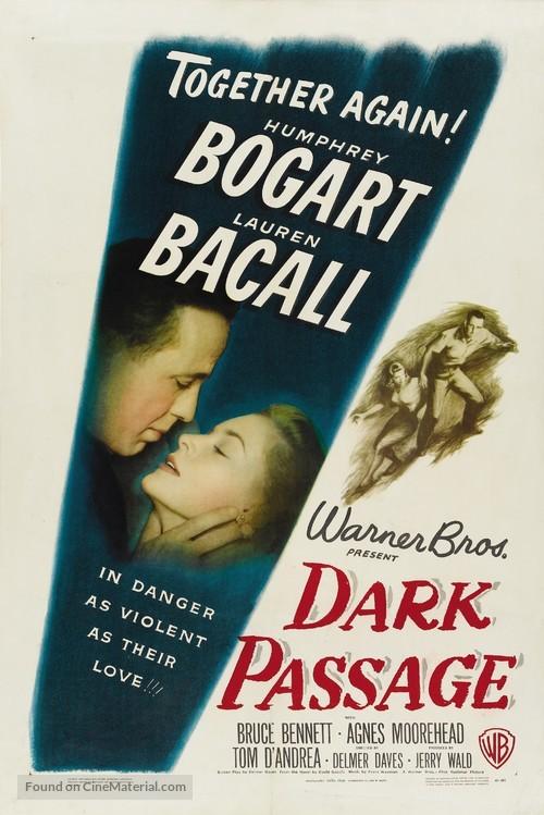 Dark Passage - Movie Poster