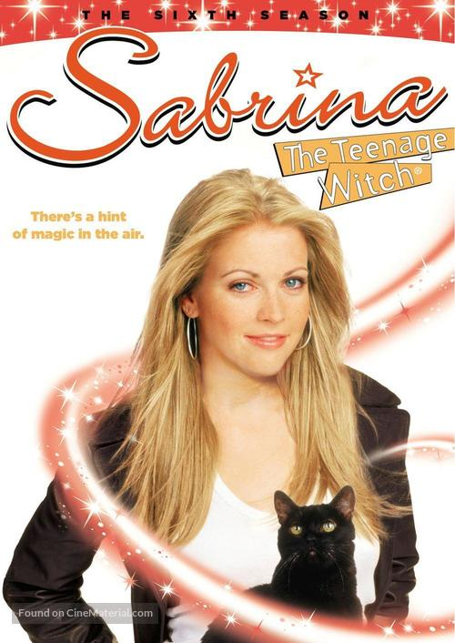"""Sabrina, the Teenage Witch"" - Movie Cover"
