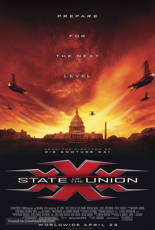XXX 2 - Movie Poster