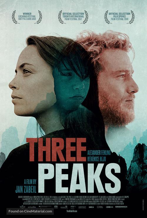 Three Peaks - Movie Poster