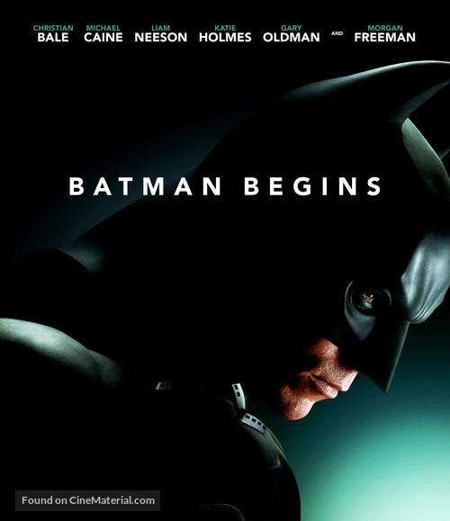 Batman Begins - poster