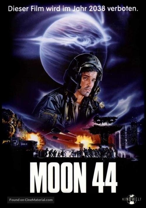 Moon 44 - German Movie Cover