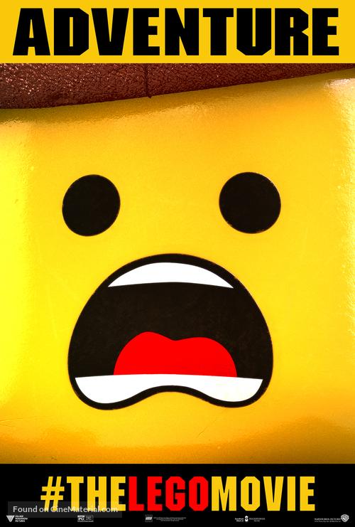 The Lego Movie - Movie Poster