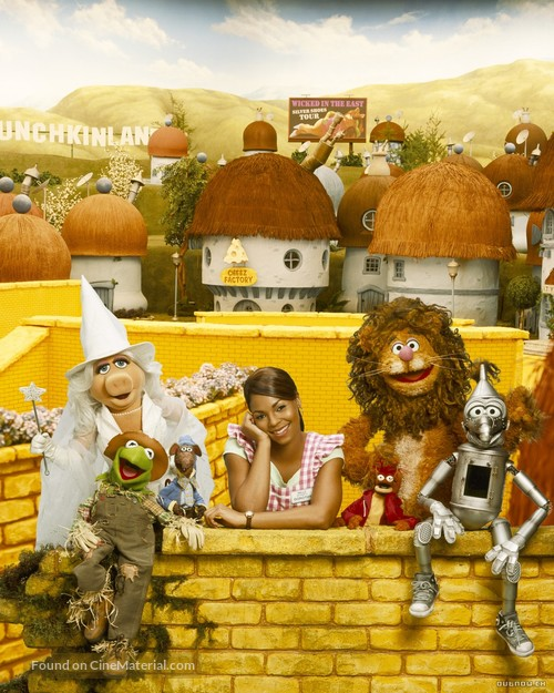 The Muppets Wizard Of Oz - Key art