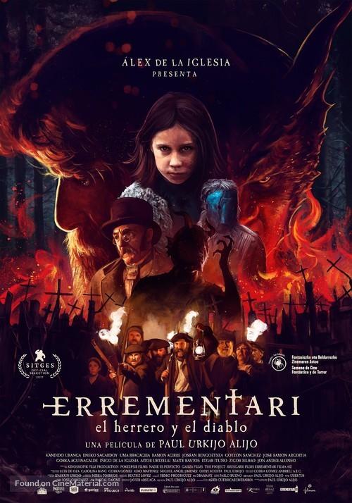 Errementari - Spanish Movie Poster
