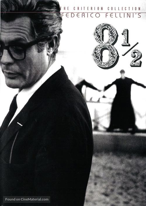 8½ - DVD movie cover