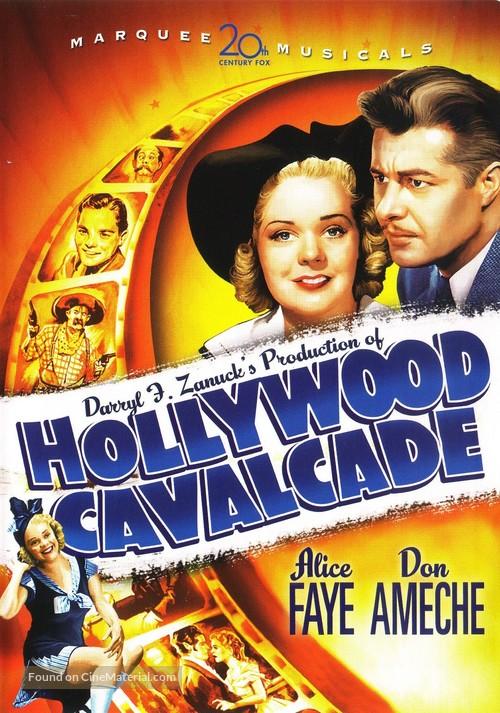 Hollywood Cavalcade - DVD movie cover