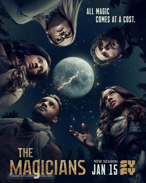 """""""The Magicians"""" - Movie Poster"""