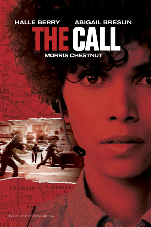 The Call - DVD cover