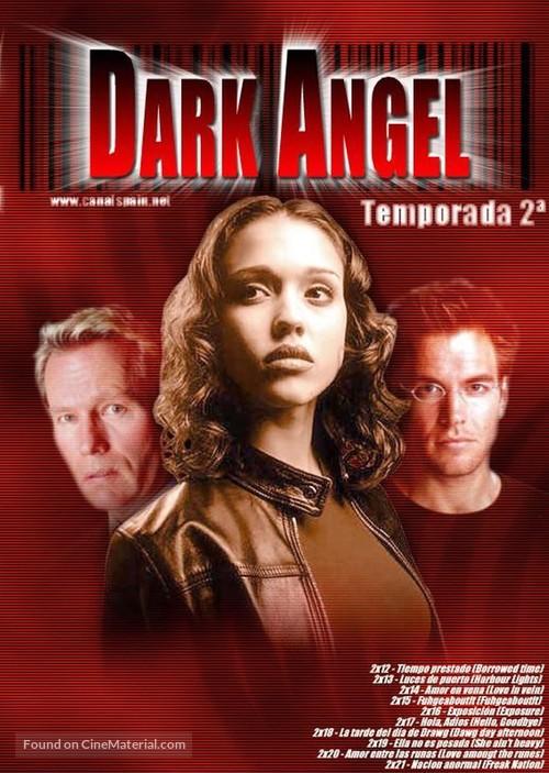 """Dark Angel"" - Spanish poster"