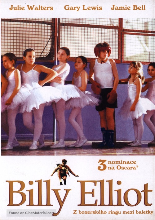 Billy Elliot - Polish DVD movie cover