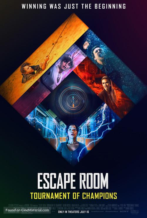 Escape Room: Tournament of Champions - Movie Poster