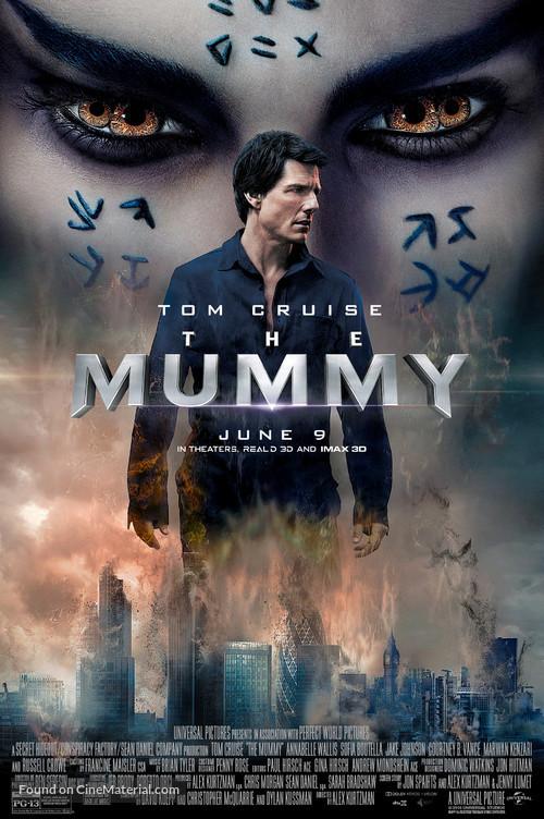Rezultat iskanja slik za the mummy 2017 poster