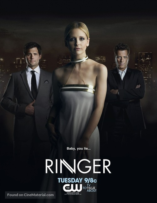 """Ringer"" - Movie Poster"