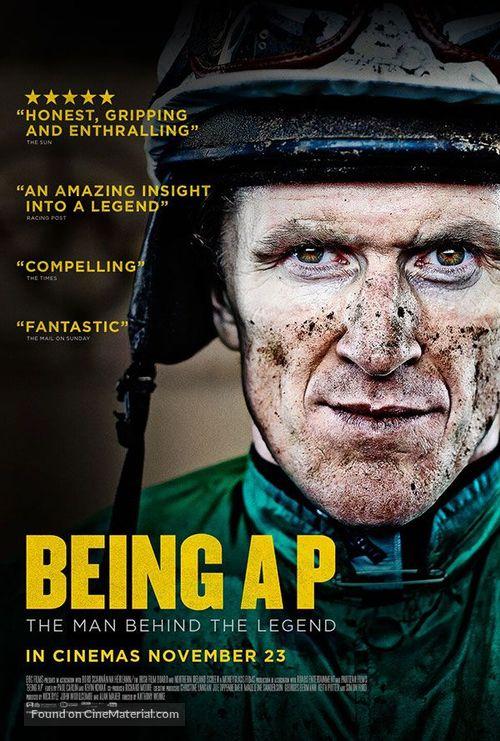Being AP - British Movie Poster