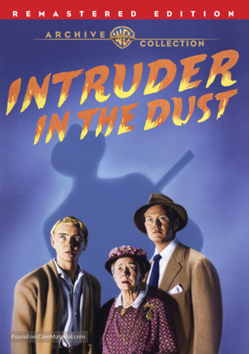 Intruder in the Dust - Movie Cover