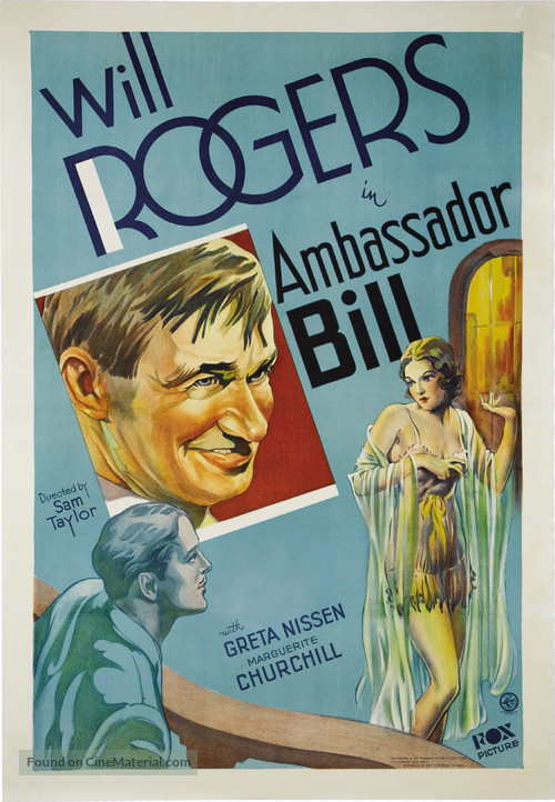Ambassador Bill - Movie Poster