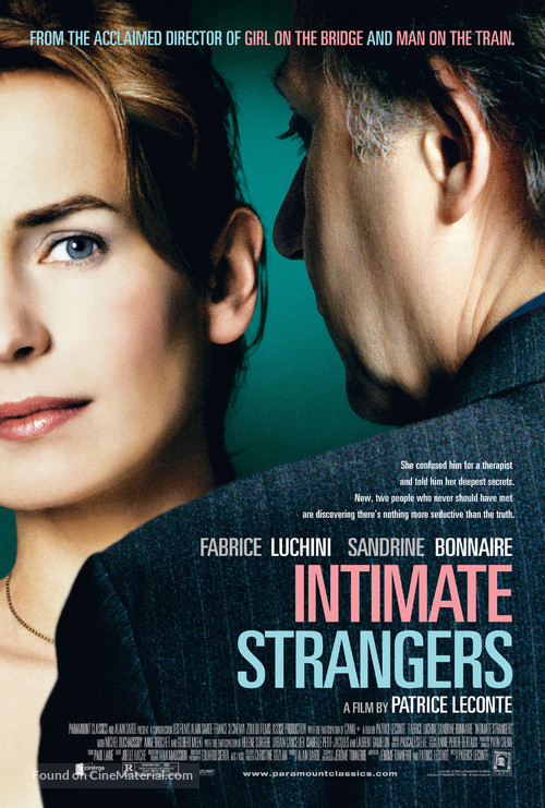 Confidences trop intimes - Movie Poster