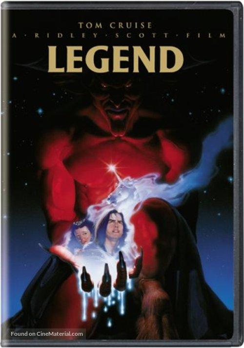 Legend - DVD movie cover